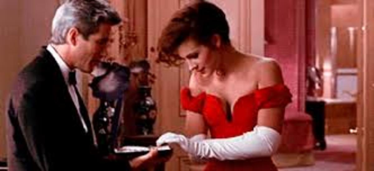 Scene from Pretty Woman