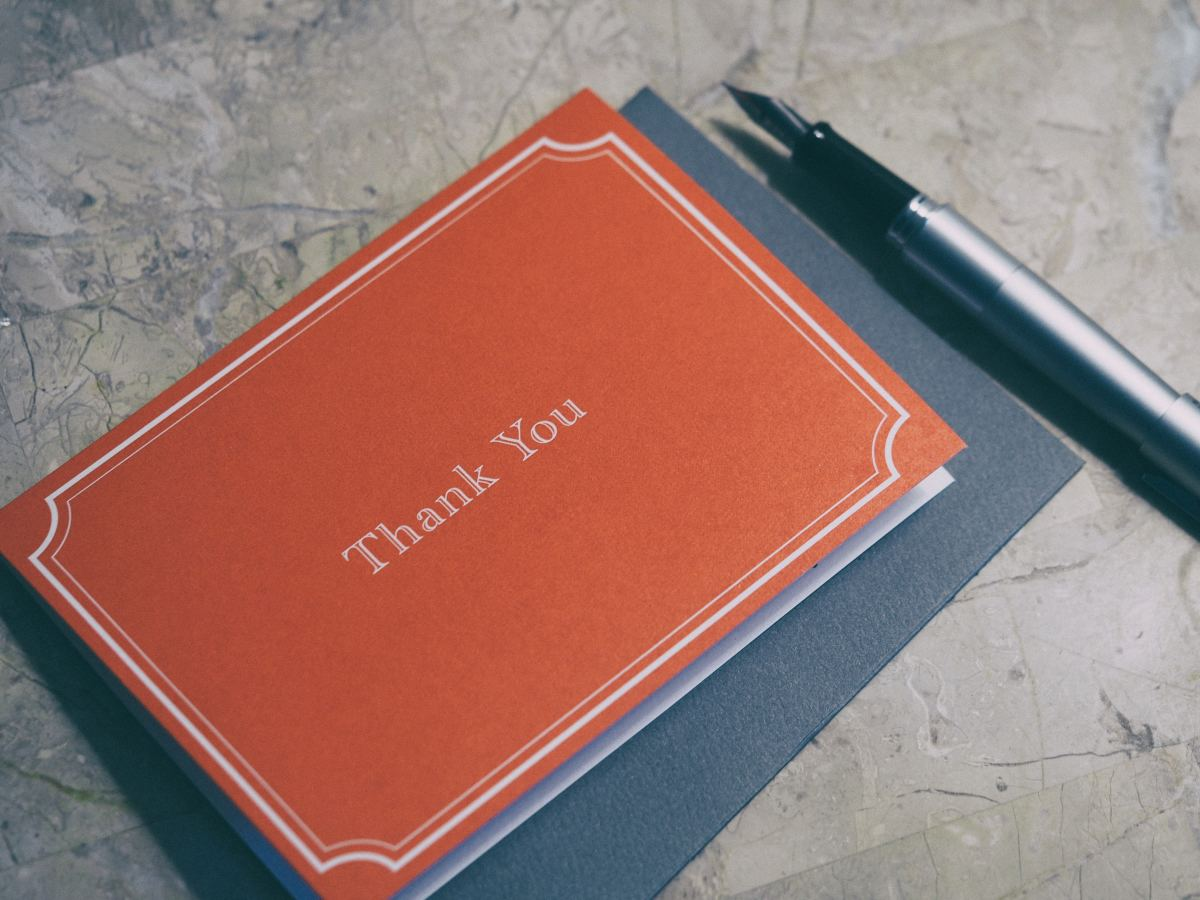How to Write Thank You Notes and Messages for Counselors With Sample Ideas