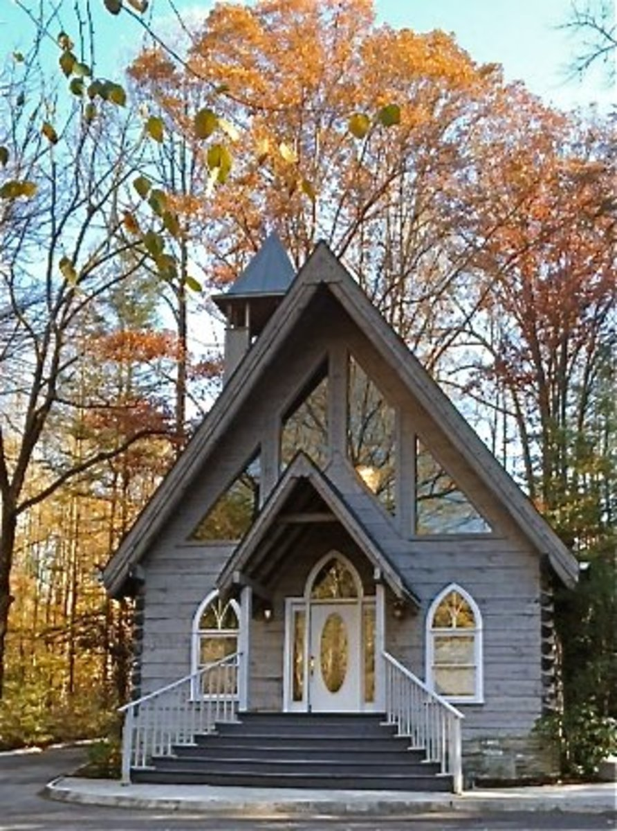 Wedding Chapel in the Glades