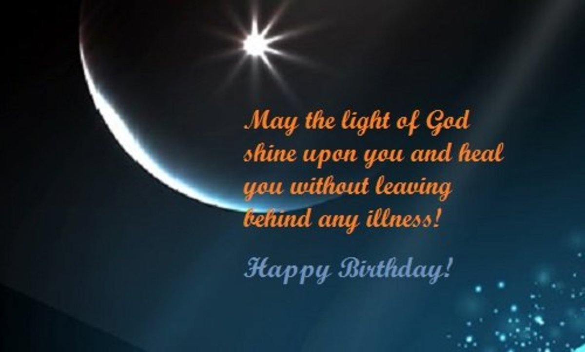 do you think prayers for healing are good birthday gift ideas for someone diagnosed with cancer