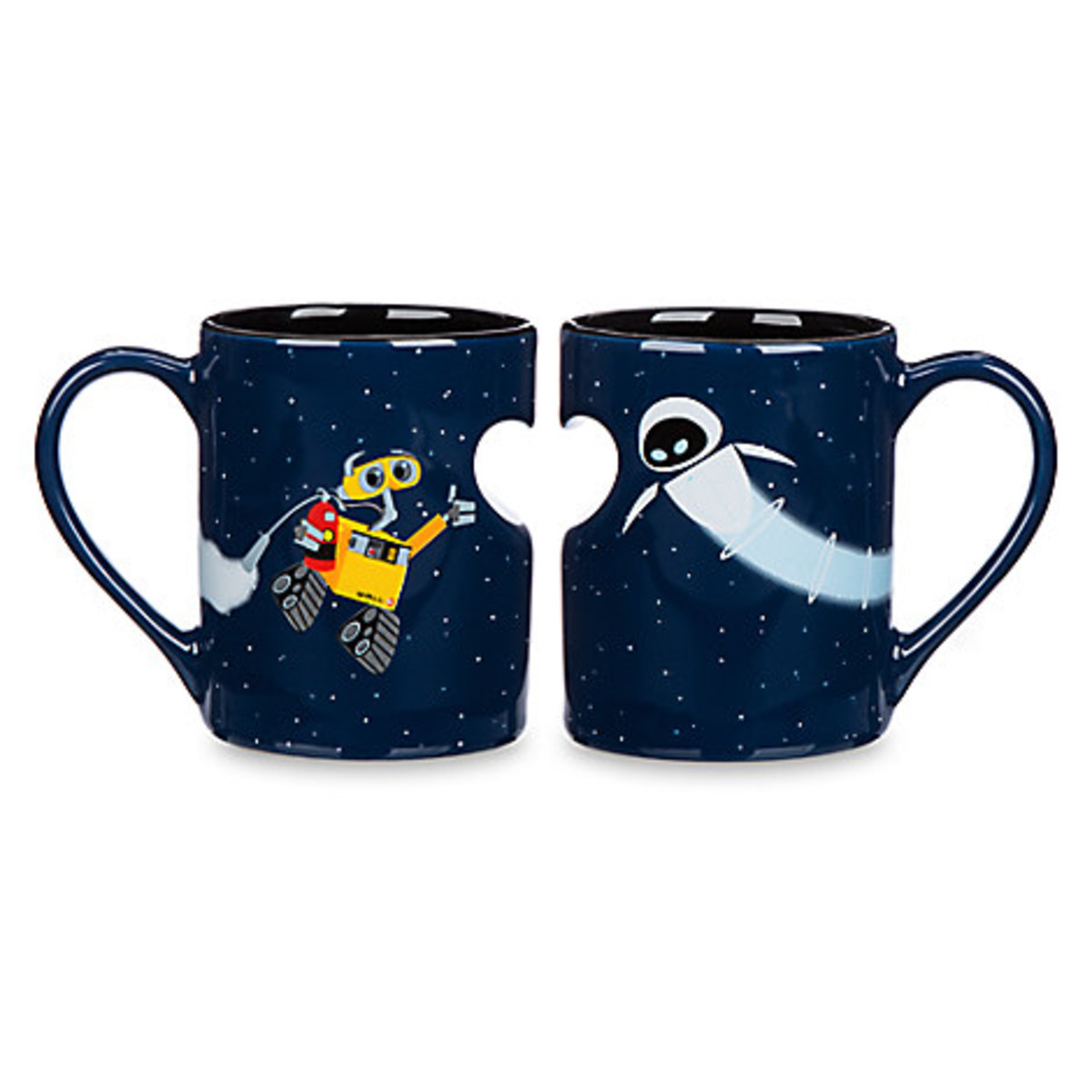 Disney themed valentine 39 s day gift guide for her holidappy - Walle and eve mugs ...
