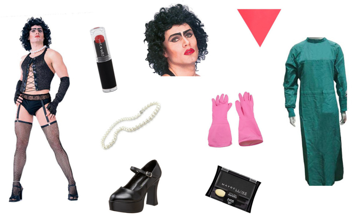 Some Frank-N-Furter essentials.