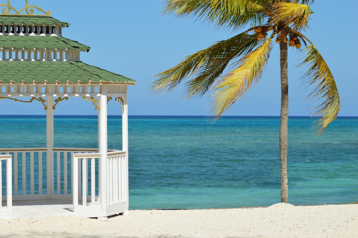 If your wedding is taking place at a far away, exotic destination, wedding insurance might be a good idea.