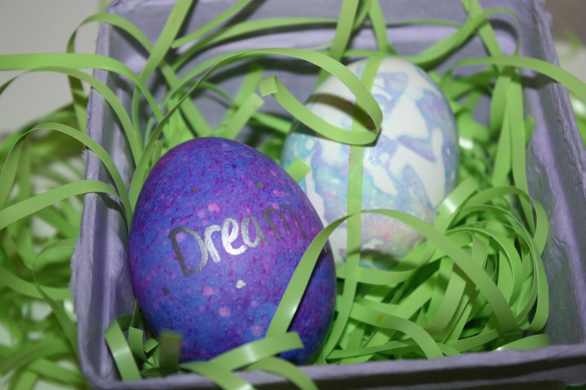 Dreamy Easter Eggs