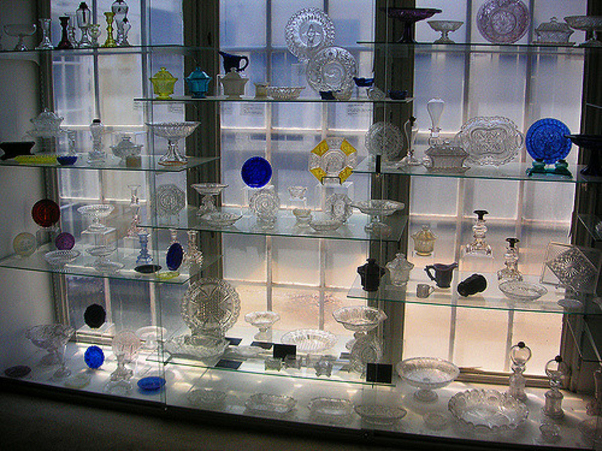 Sandwich Glass Museum, Sandwich, MA