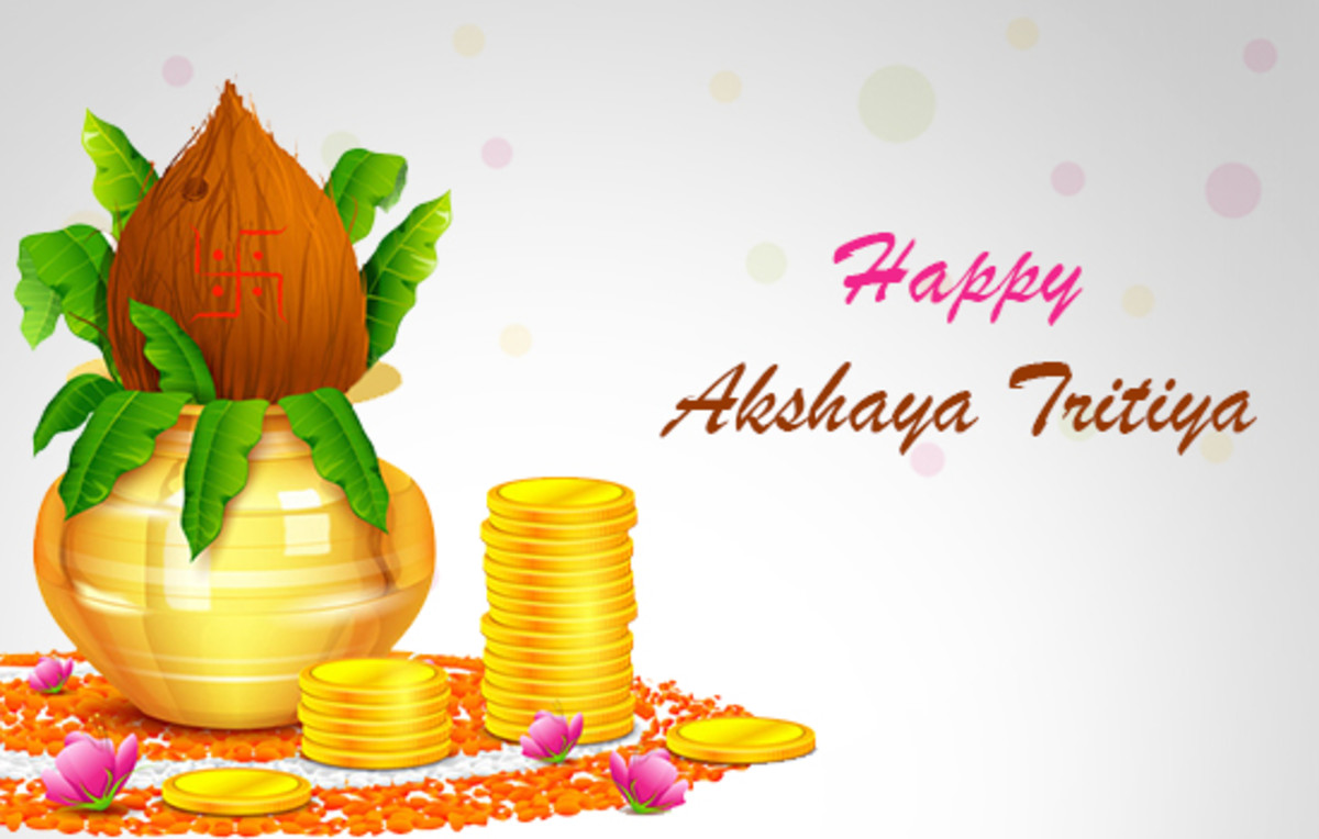 Happy Akshaya Tritiya 2017