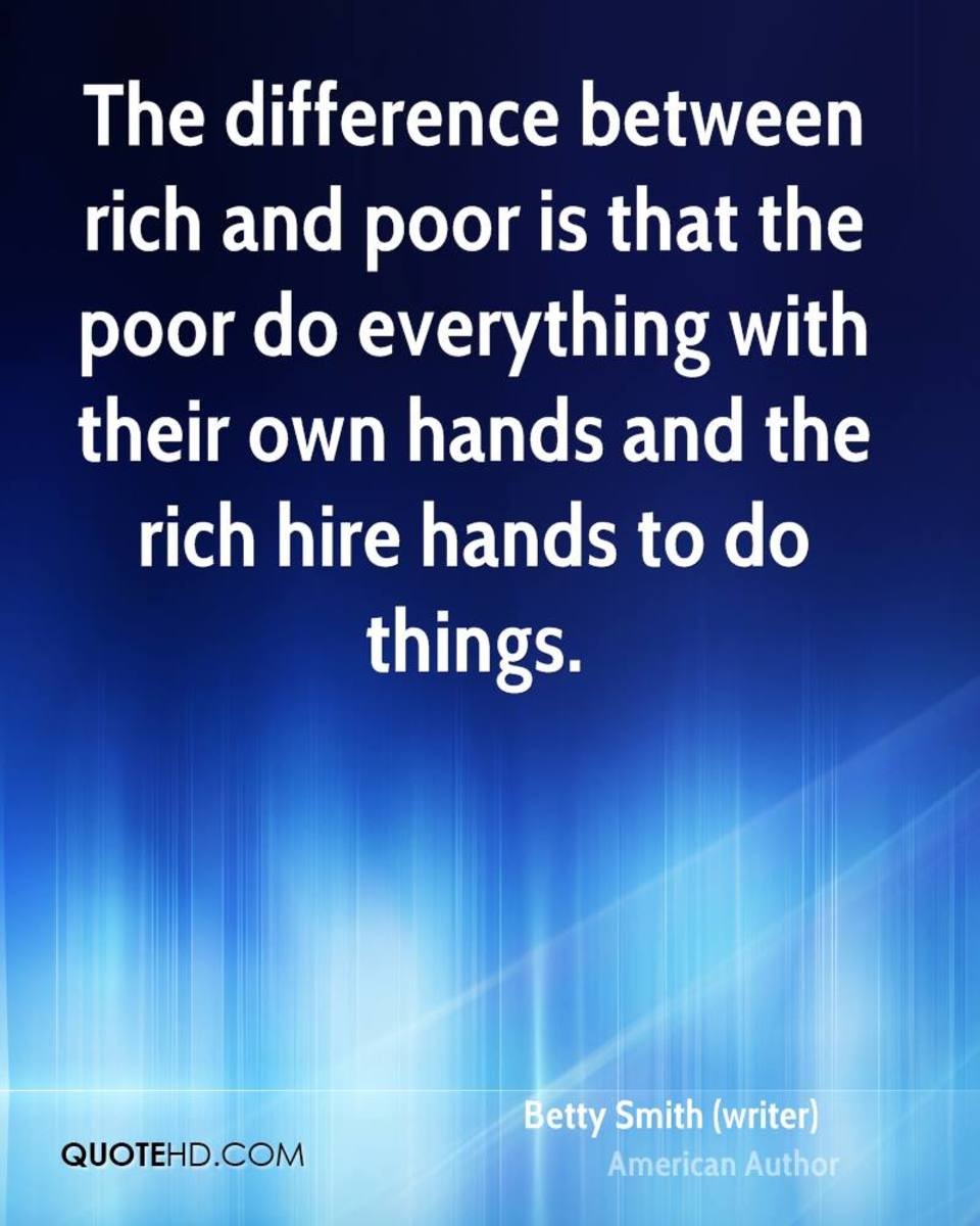 Quotes About The Rich And Poor: Quotes On The Secret To Riches And Wealth From Psalms And