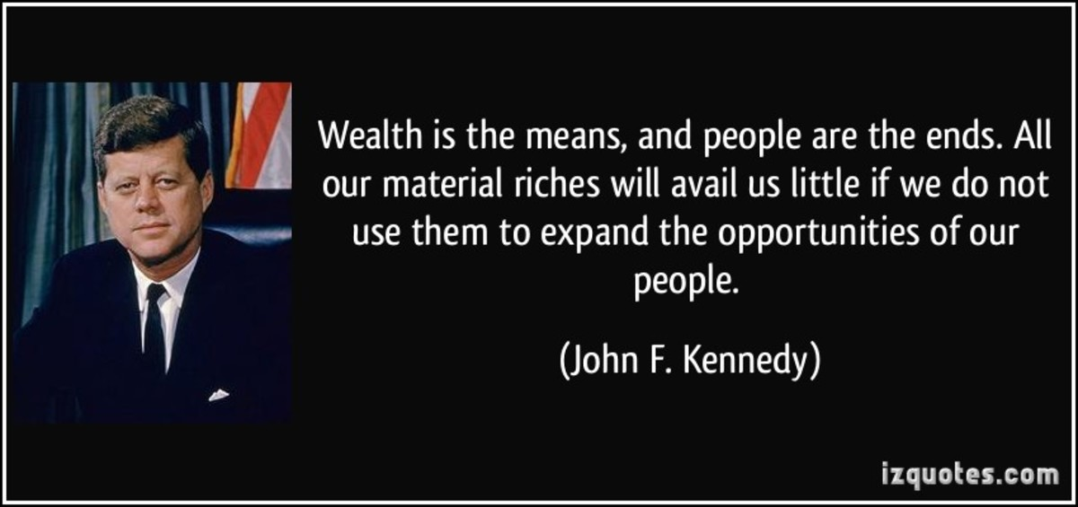 Quotes on the Secret to Riches and Wealth From Psalms and