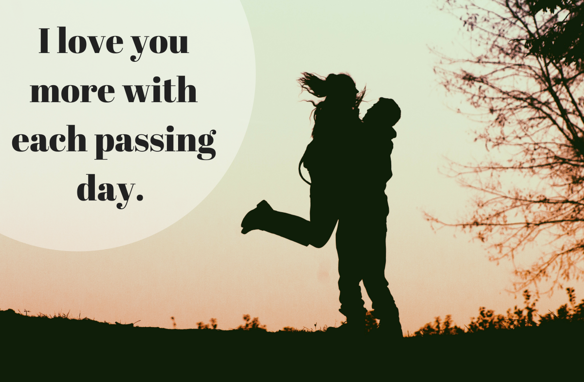 Letting your husband know how much you appreciate him will keep your marriage happy and strong.