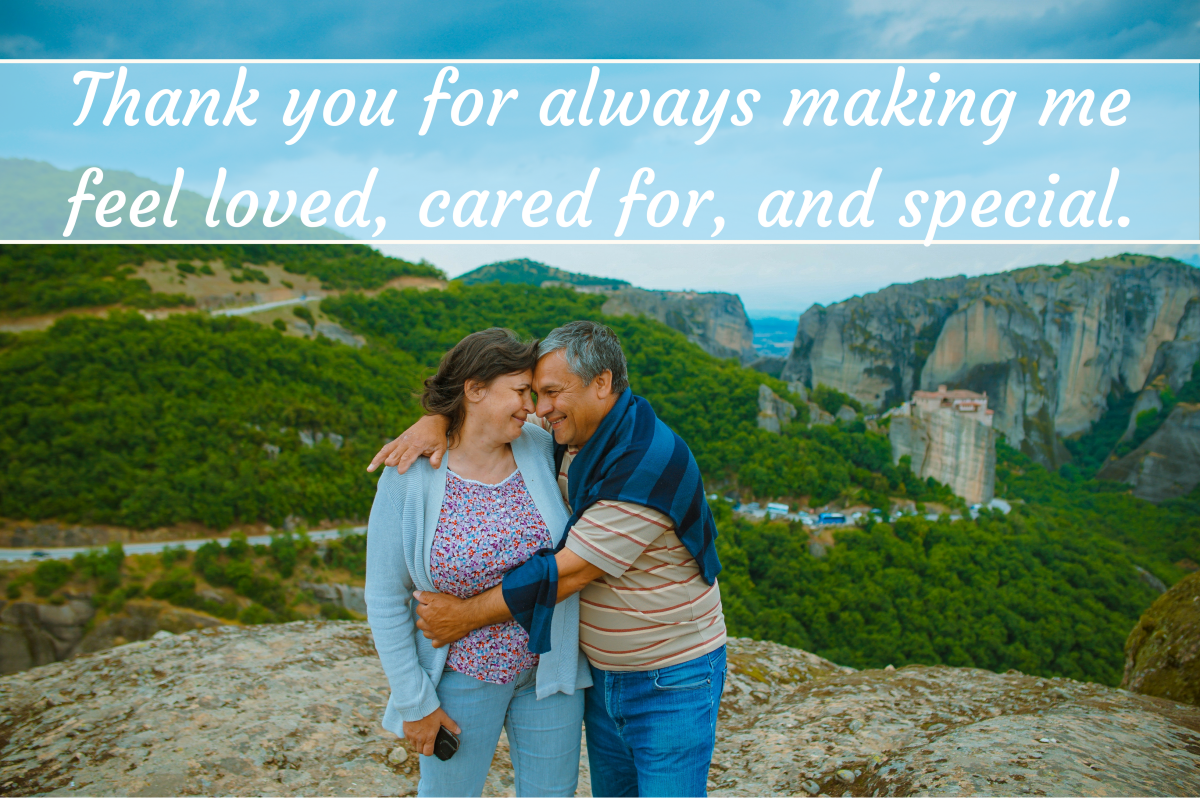 Thank You Notes Quotes And Words Of Appreciation For Your Husband