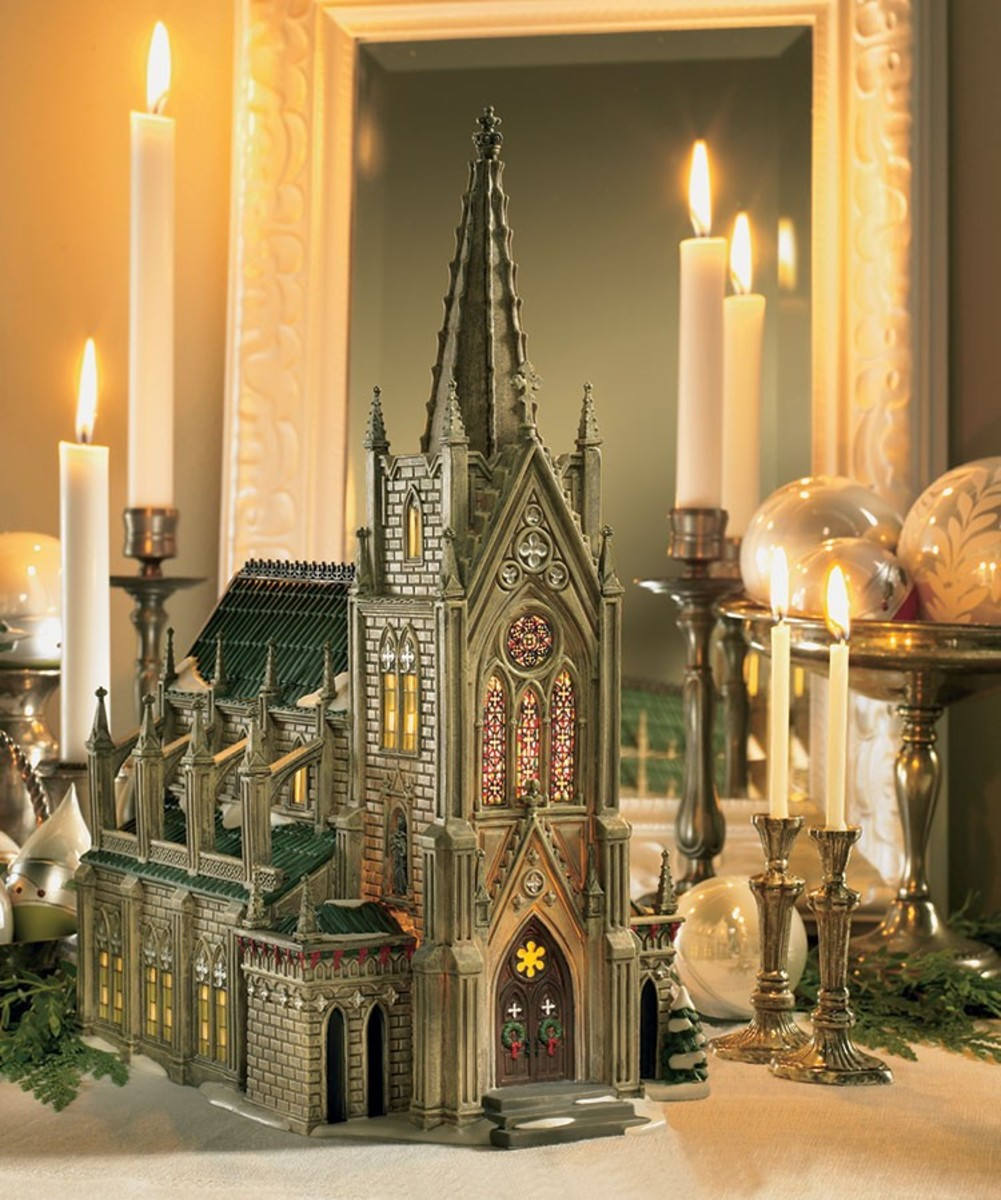 Cathedral of St. Nicholas from Christmas in the City.
