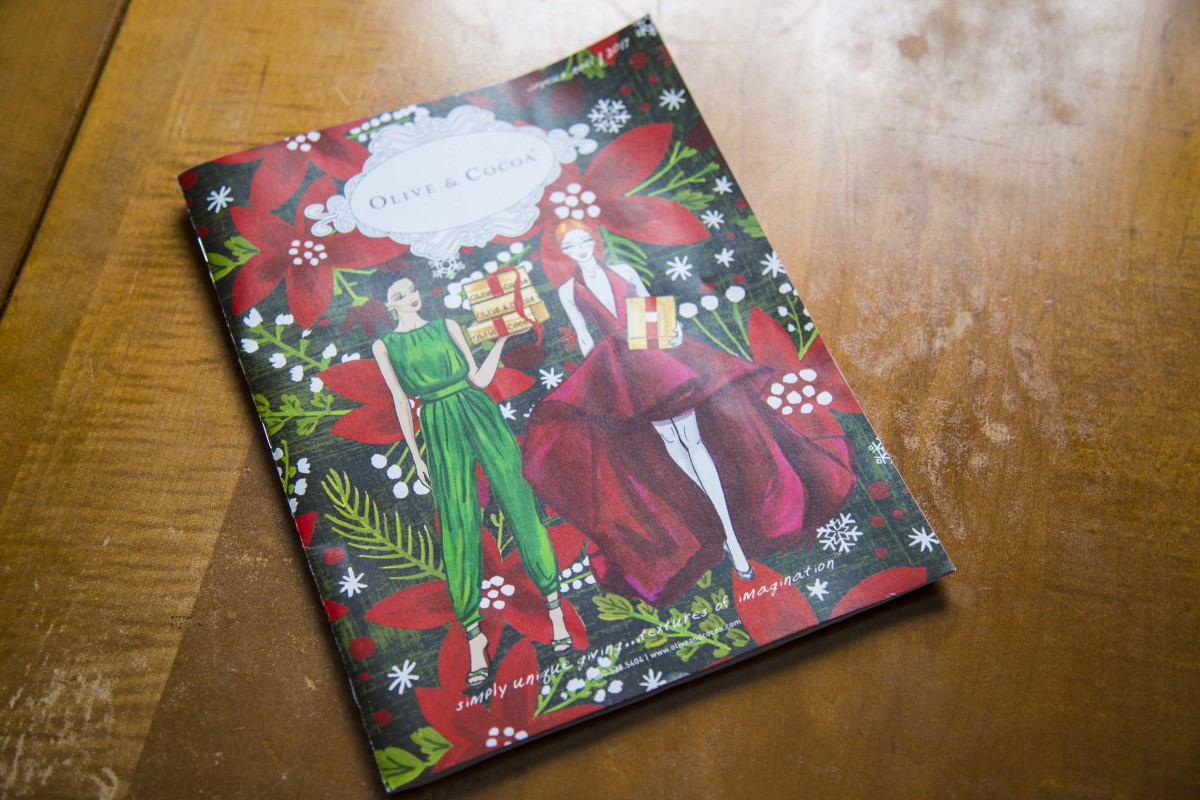 The Christmas catalog
