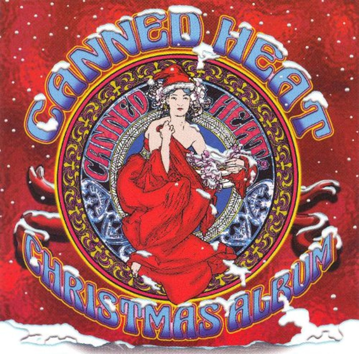 1968 Canned Heat Christmas Album