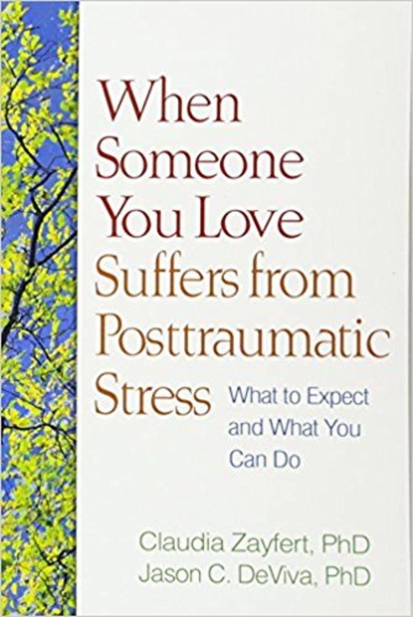 A good book to try to understand PTSD in someone you care for.