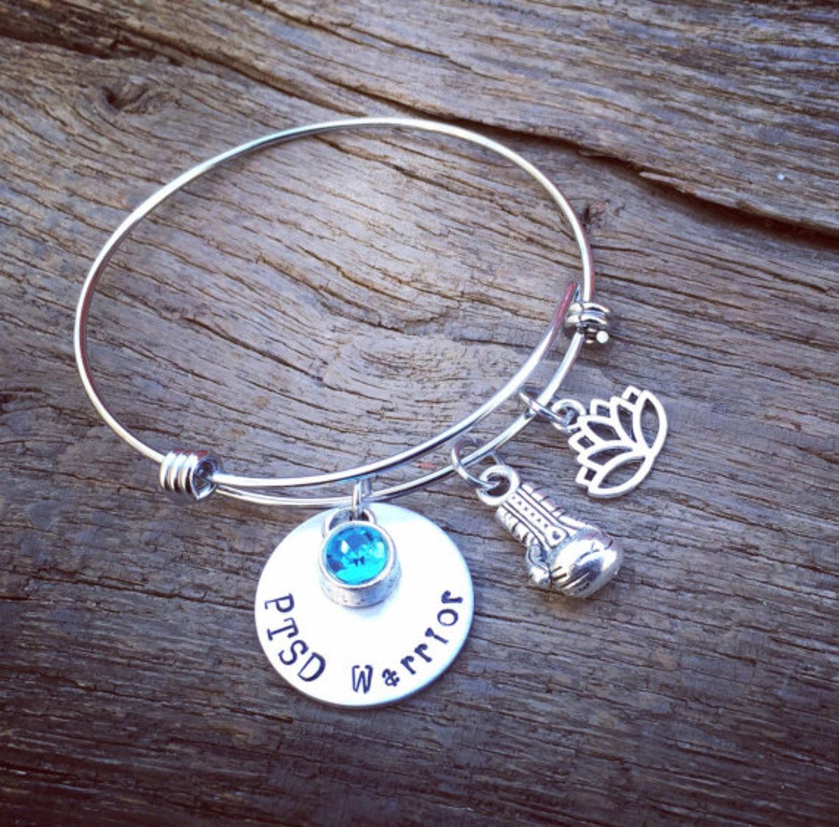 PTSD Warrior Bracelet