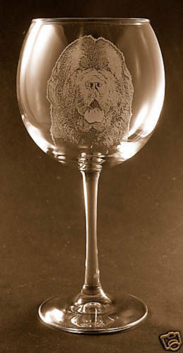 Newfoundland Wine Glass