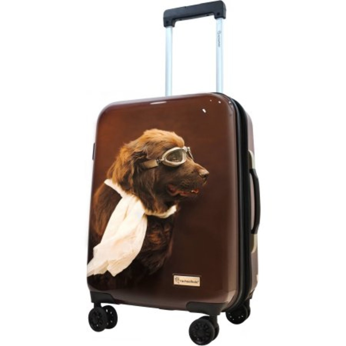 Stylish Newfoundland suitcase