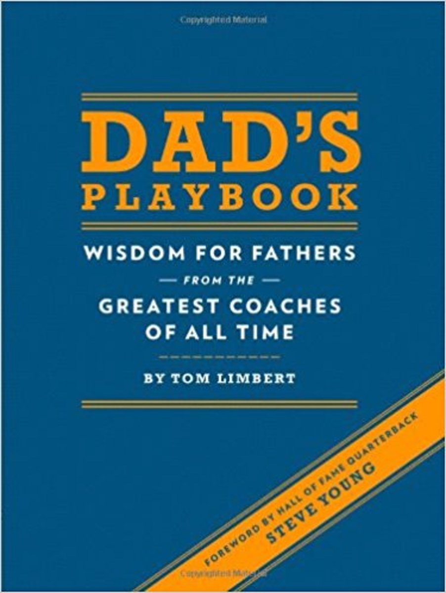 Dad's Playbook for Father's Day