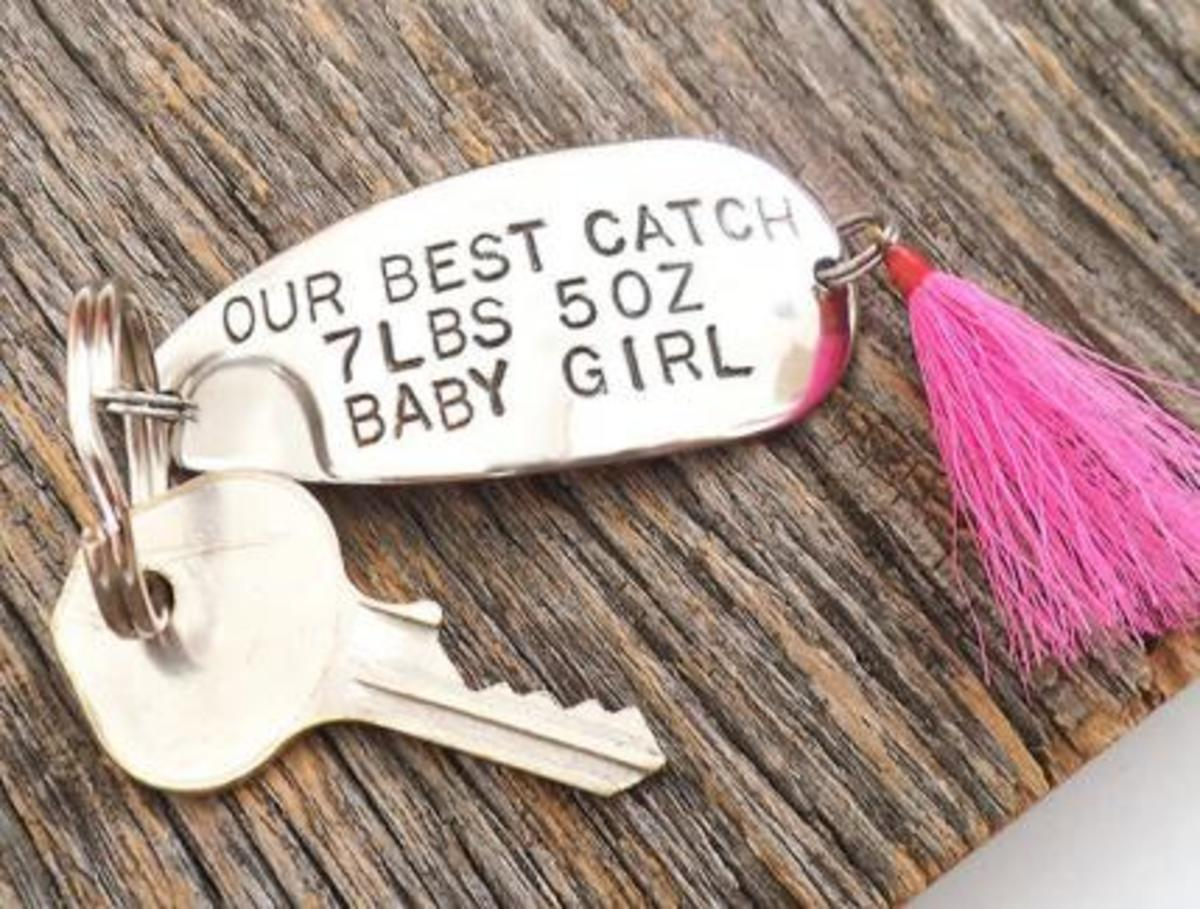 Fishing Lure for Daddy's little girl