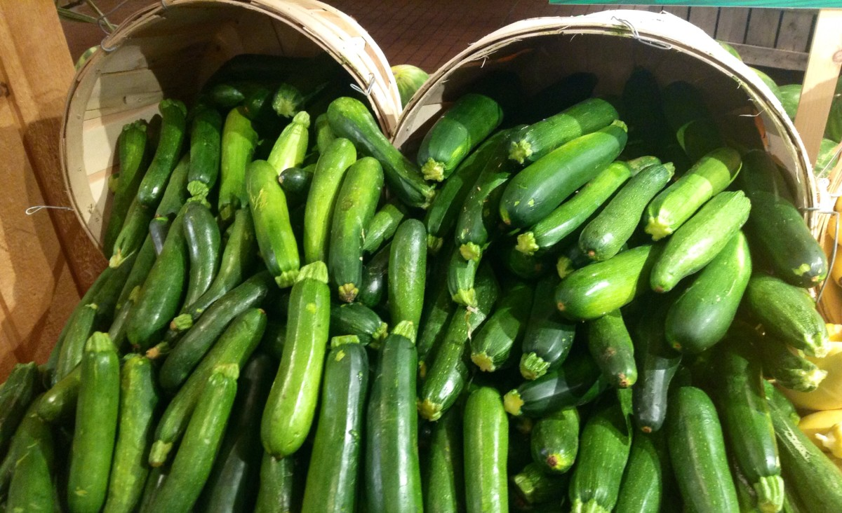 August 8th is National Sneak Some Zucchini Onto Your Neighbor's Porch Day!