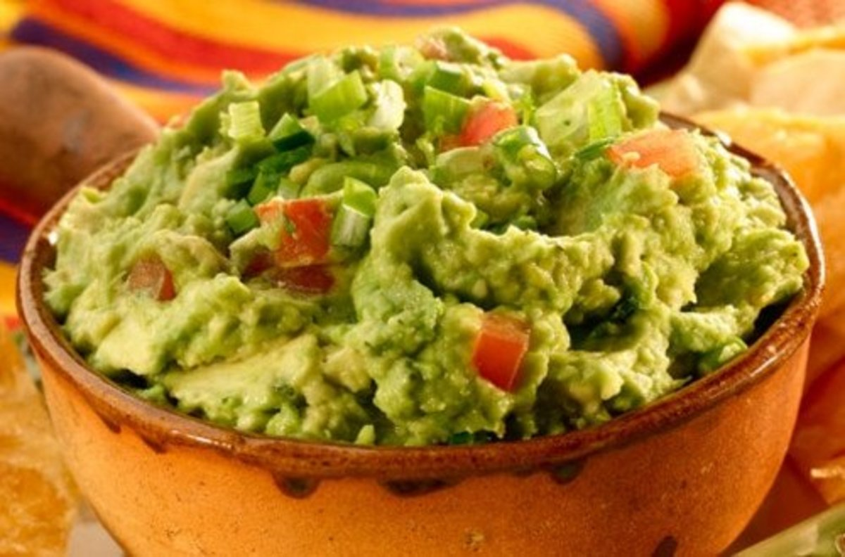 September 16 is National Guacamole Day, and you can celebrate it with the easy recipe above.