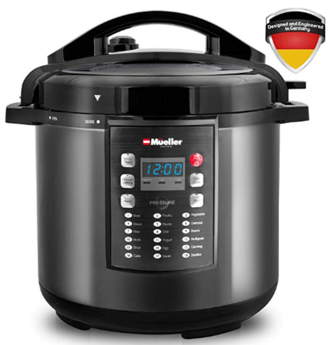 10 in 1 Pressure Cooker with Next Gen Electronic for Under $100