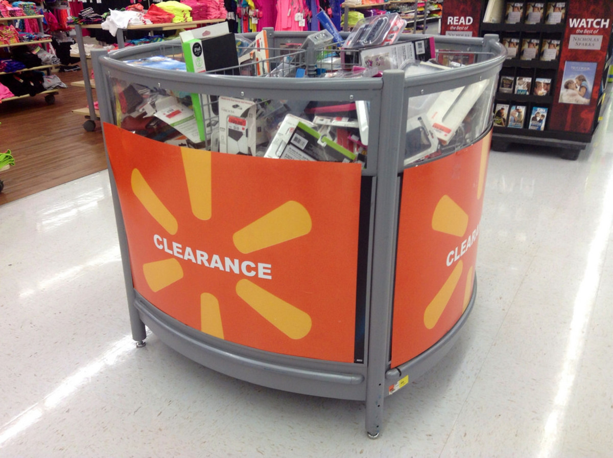 Dig through the clearance bins whenever possible to see if there's any gold in there.