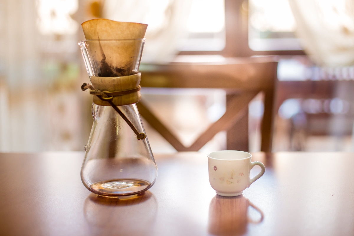 I absolutely love my Chemex. It's almost as beautiful as it is functional.