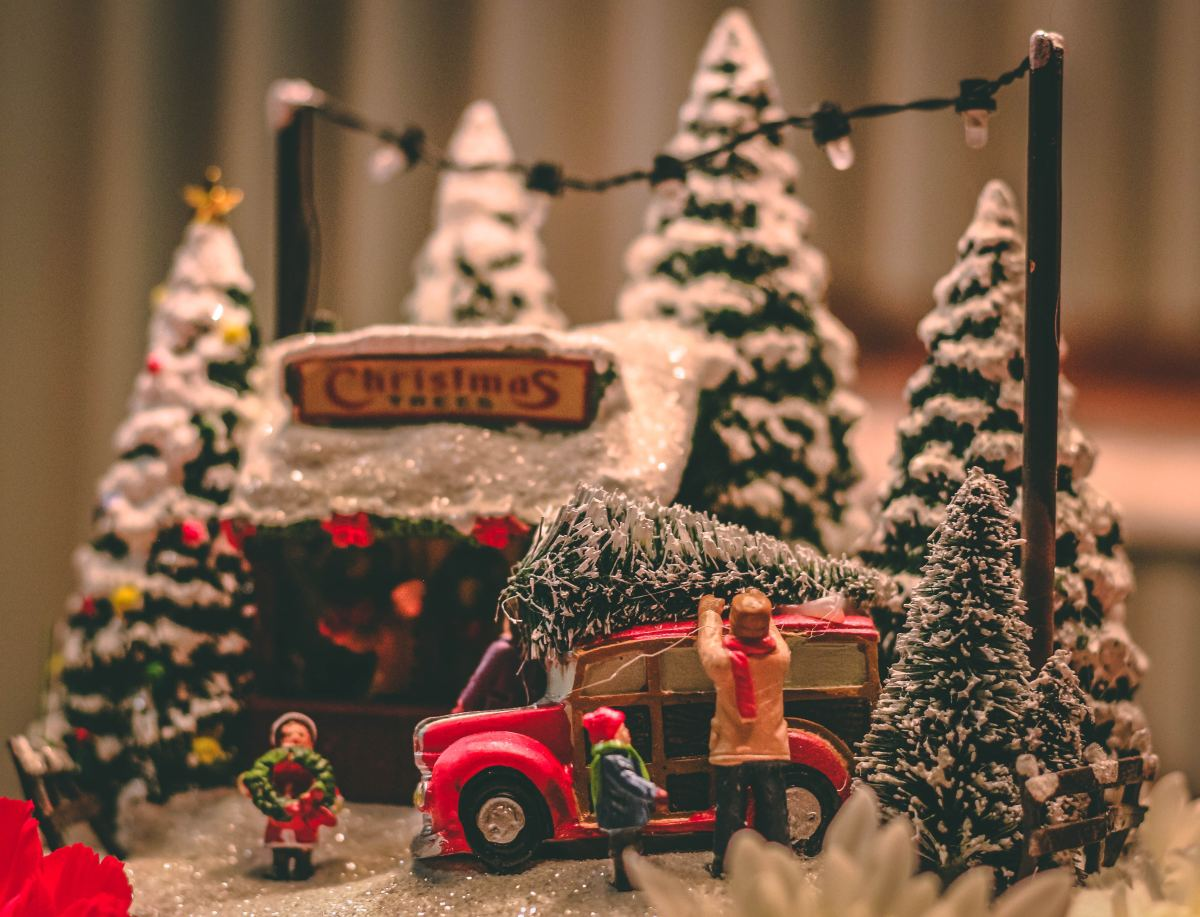 Christmas trees have become an integral part of most Christmas celebrations in the United States.