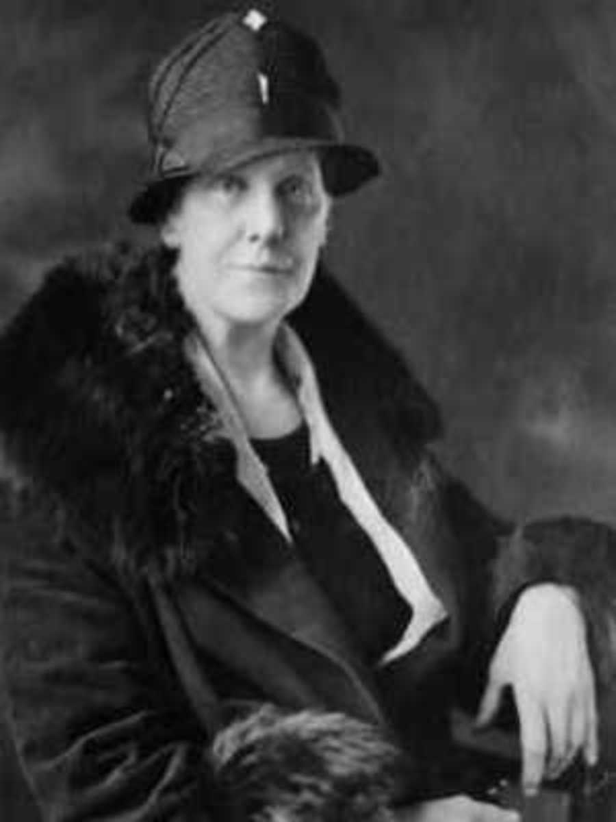 Anna Jarvis is credited with creating Mother's Day