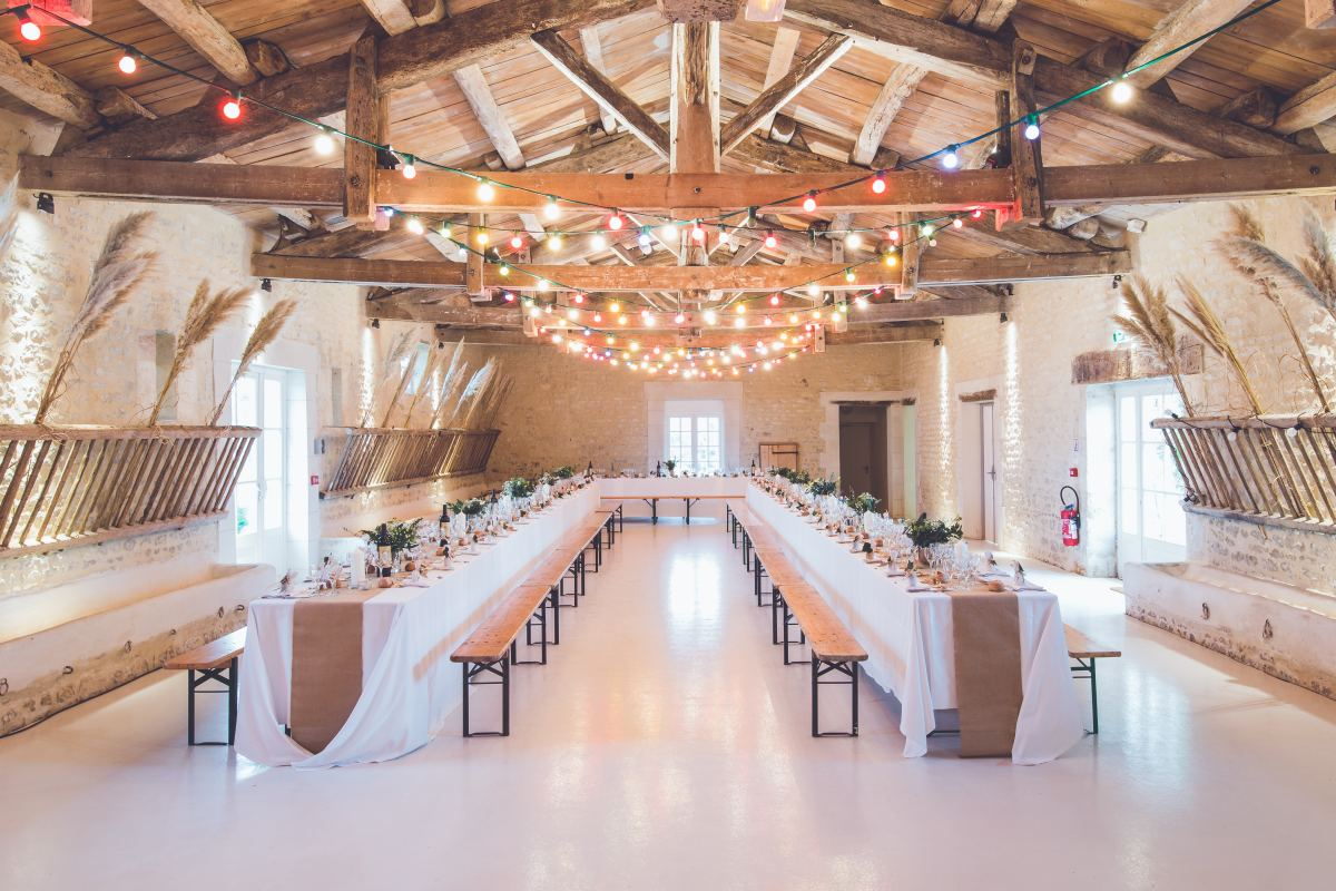 Consider choosing a venue that can host both your ceremony and reception in the same general area.