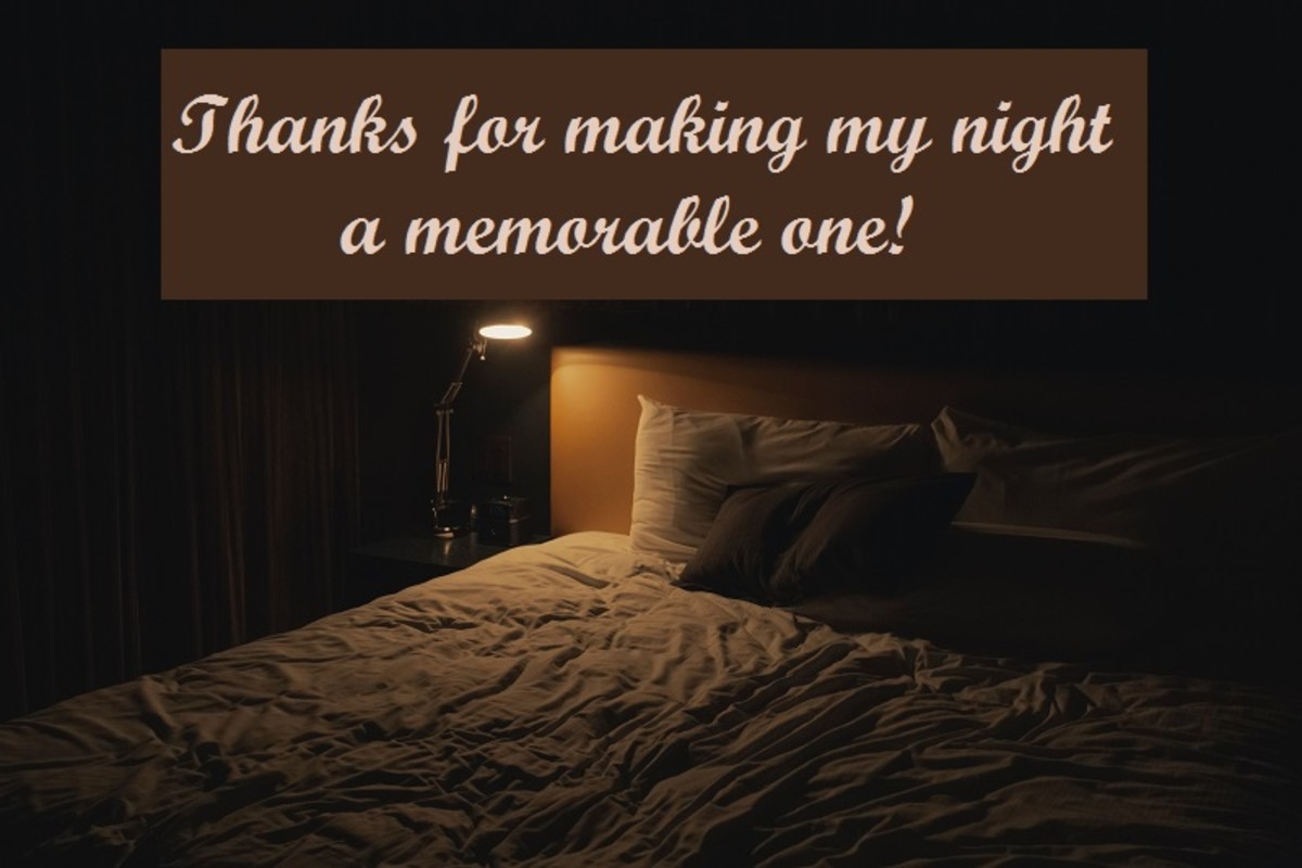 Show your appreciation for someone who made every effort to make sure you have a great stay.