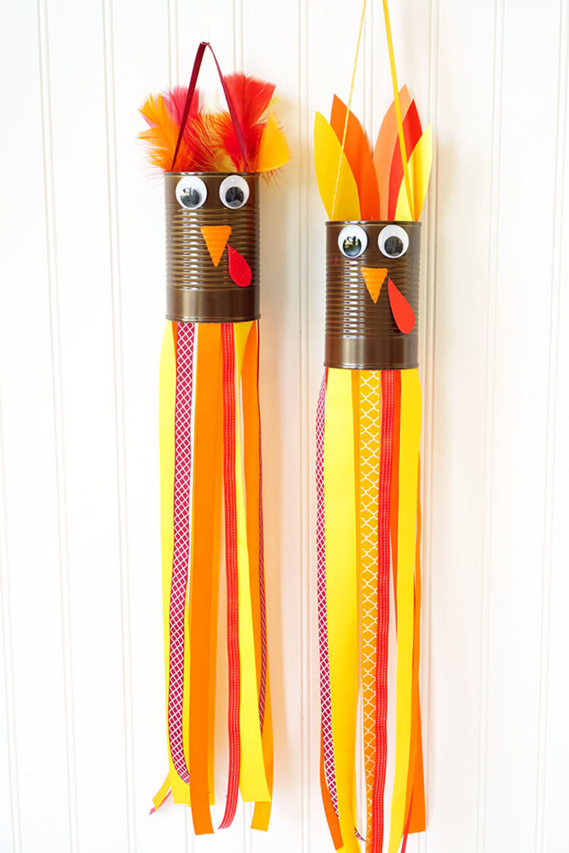 Thanksgiving Craft Ideas You Can Create With Your Kids