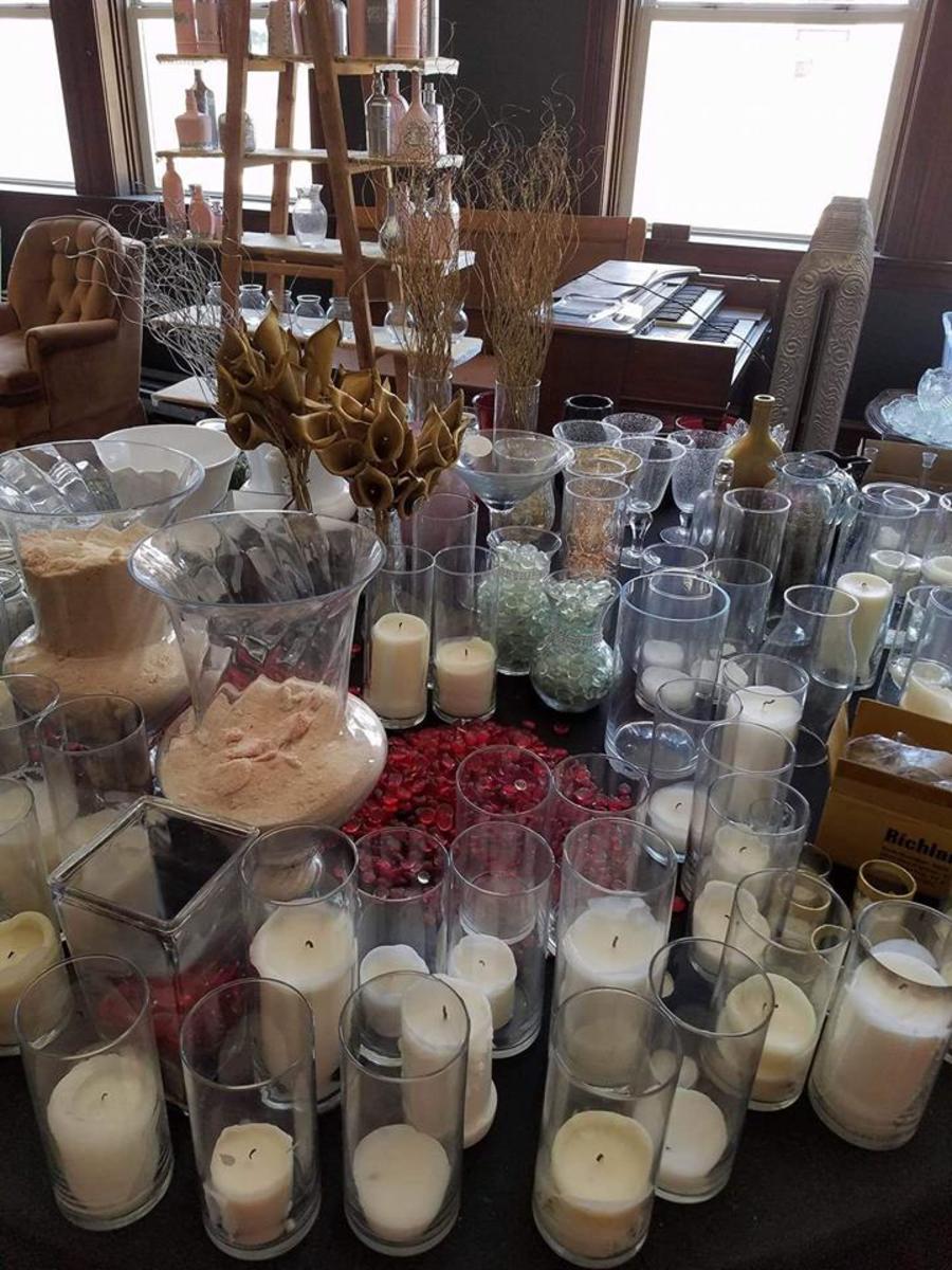Borrowed Decorations