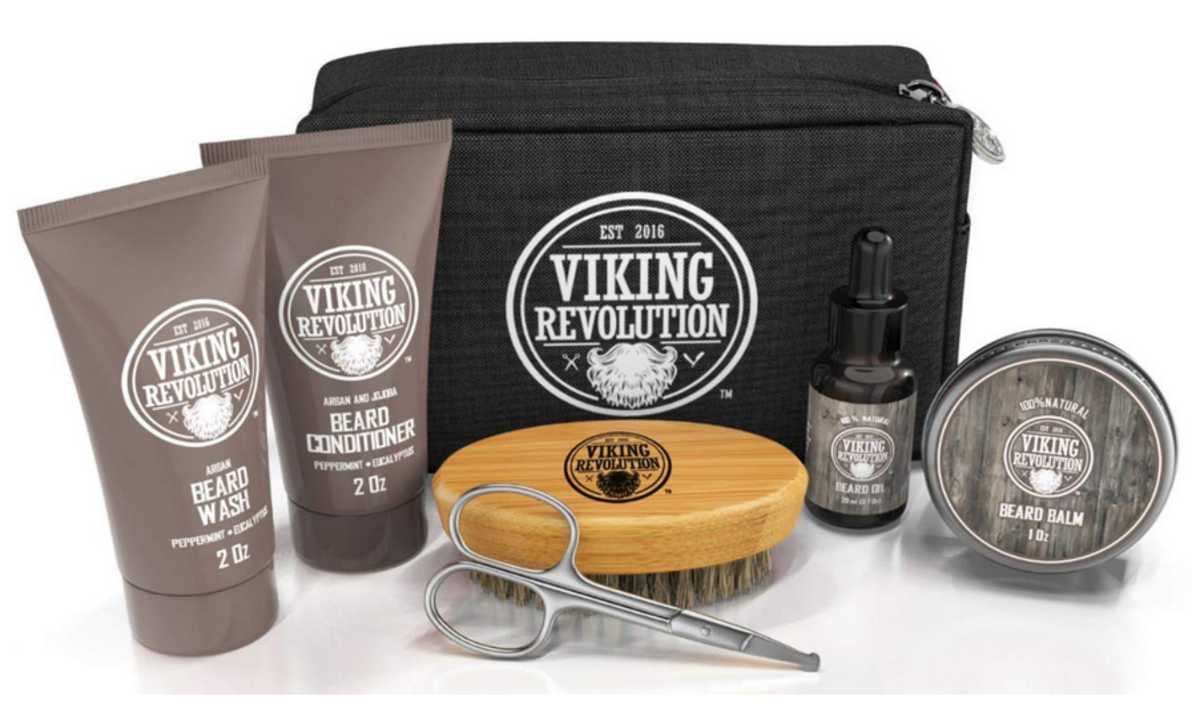 The perfect gift for the older man of the bearded variety