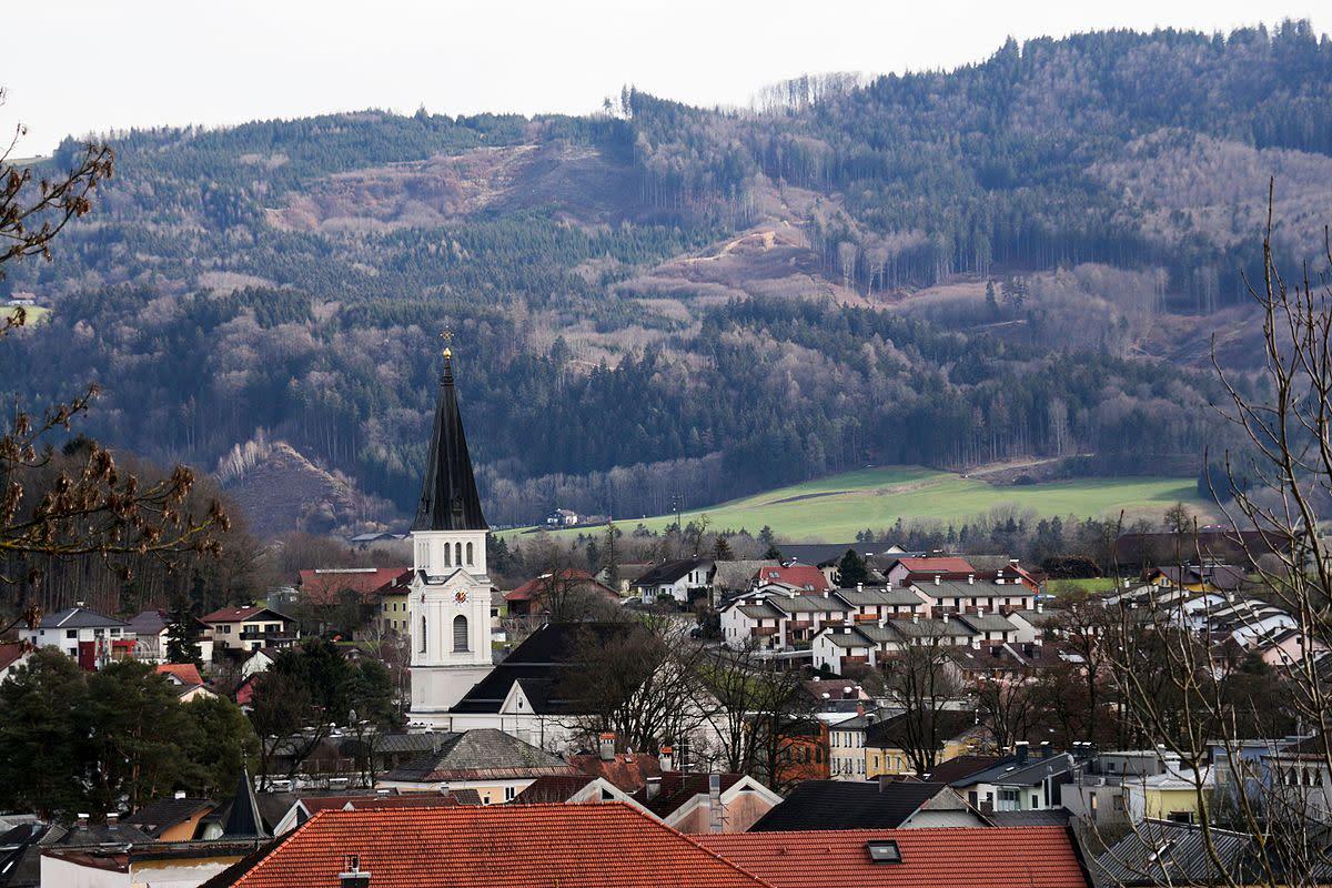 Oberndorf today.