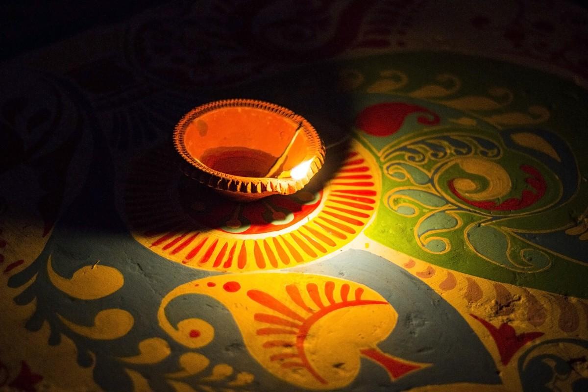 I hope you enjoyed reading about the rangoli art form. Happy Diwali!