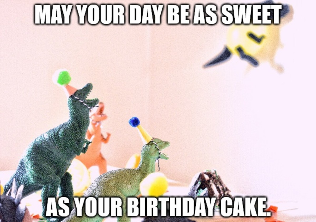 May your day be as sweet as your birthday cake.