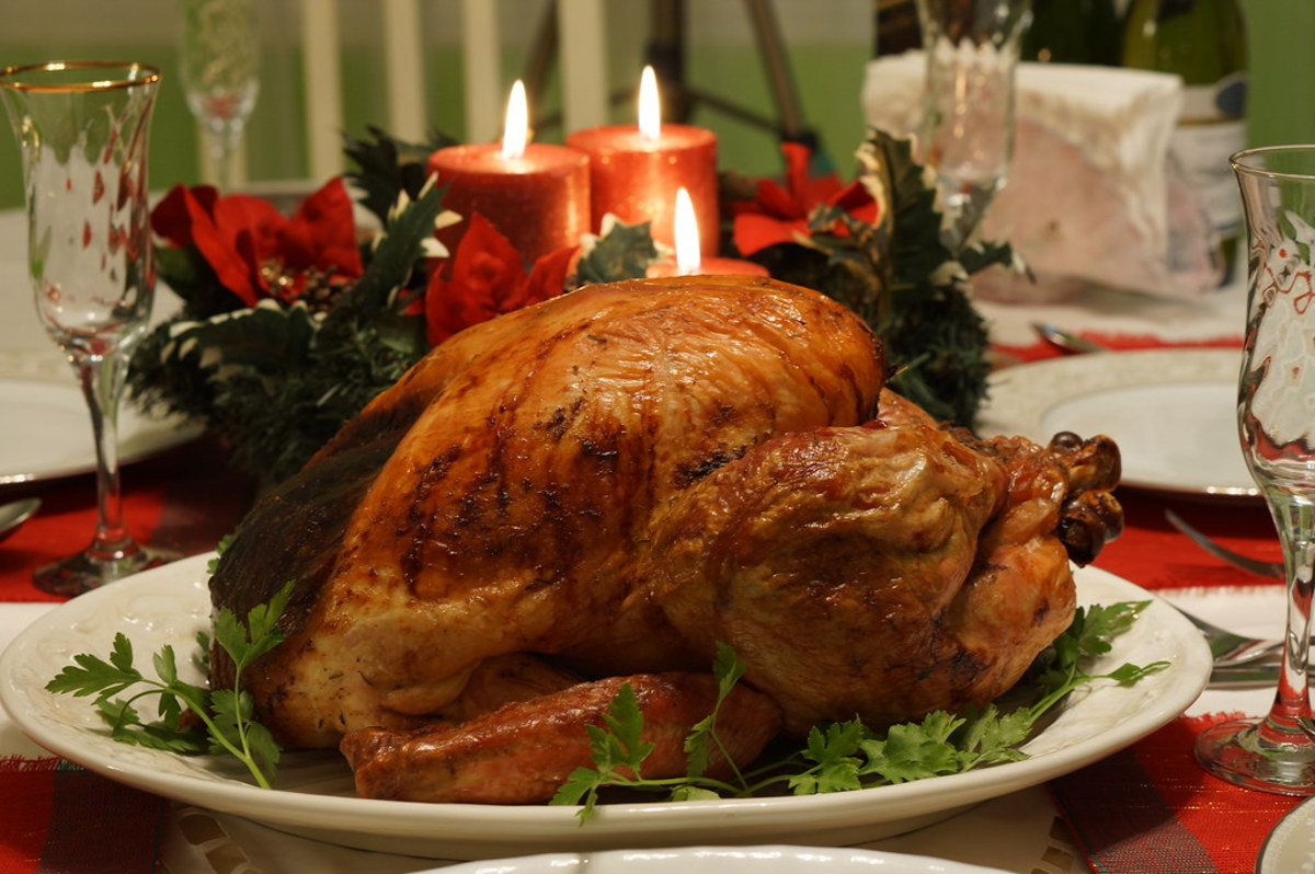 Holiday dinners are not a venue for food criticism. Comments about others' eating habits or physical health should also be avoided.