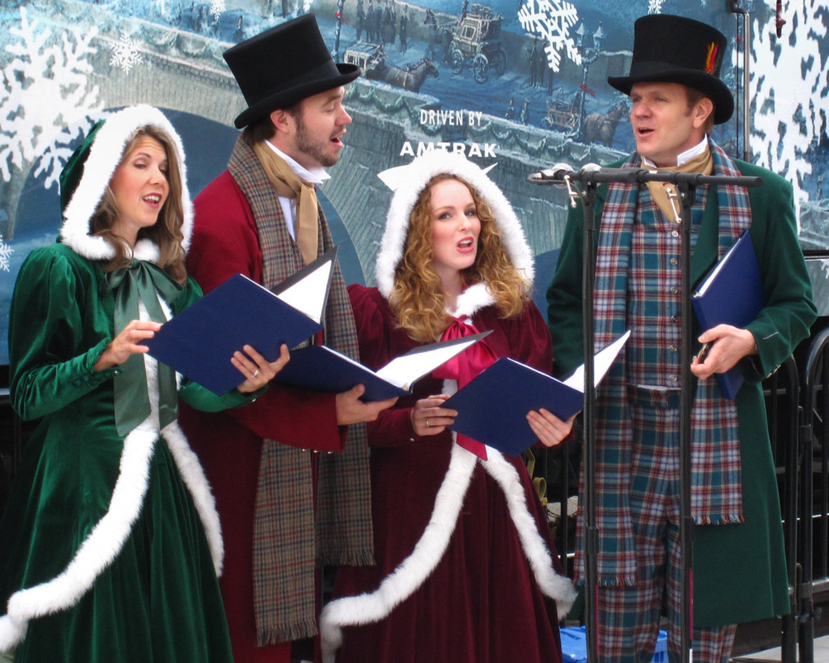 From caroling to feasting to sitting in front of a roaring fire, there are countless ways to find cheer and stay warm during winter.