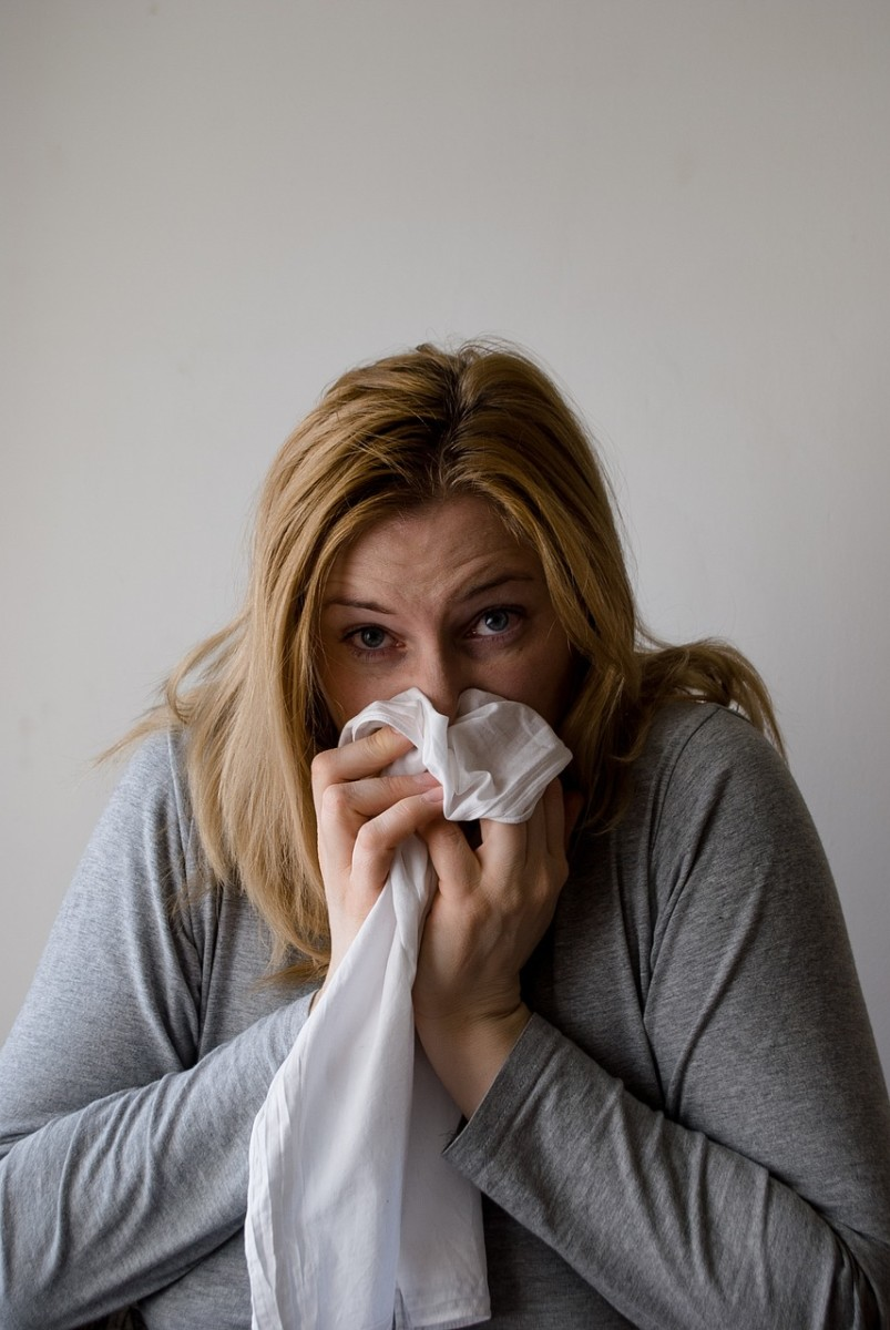 The sooner you let others know you are sick, the sooner people can make alternate arrangements or offer to help you.