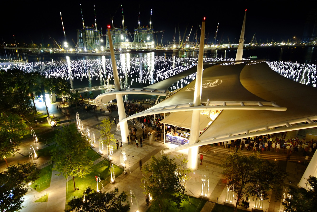 New Year's Eve in Singapore