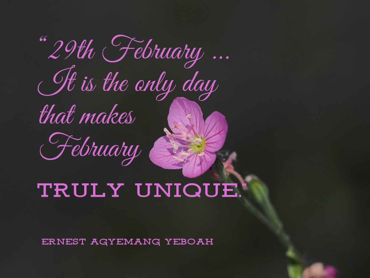 The primrose is the other February official flower.