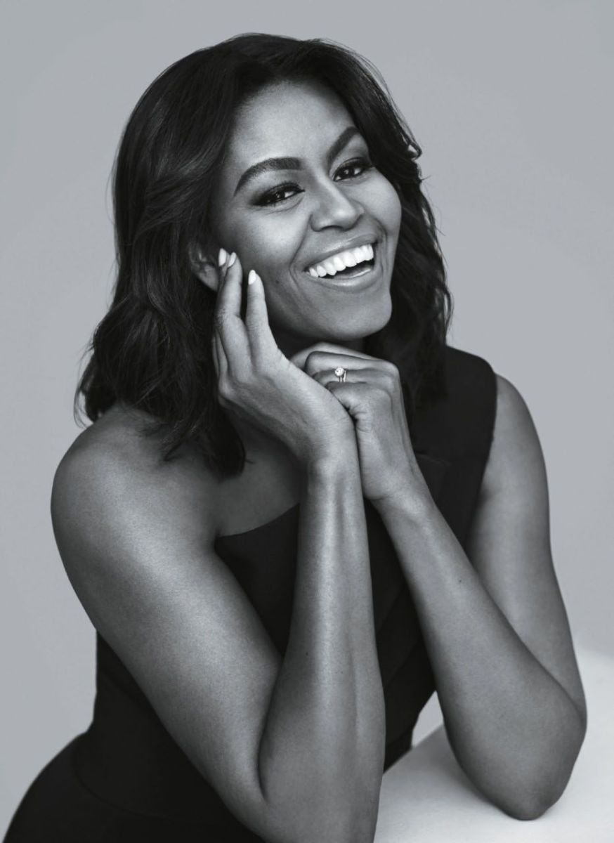 Michelle Obama's words have inspired many, myself included. I hope you find strength in them as well.