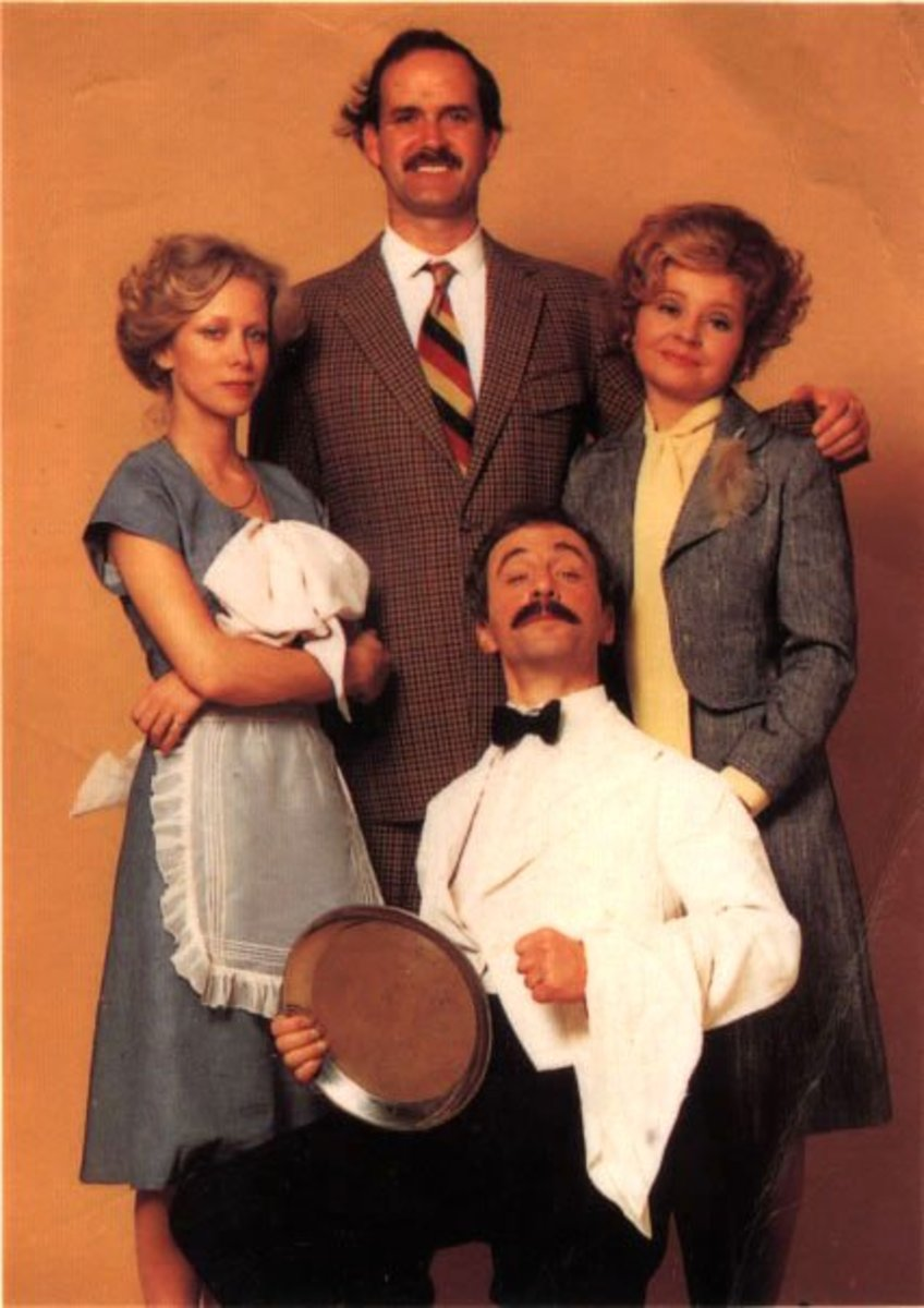 Worst Hotel in History? - Fawlty Towers