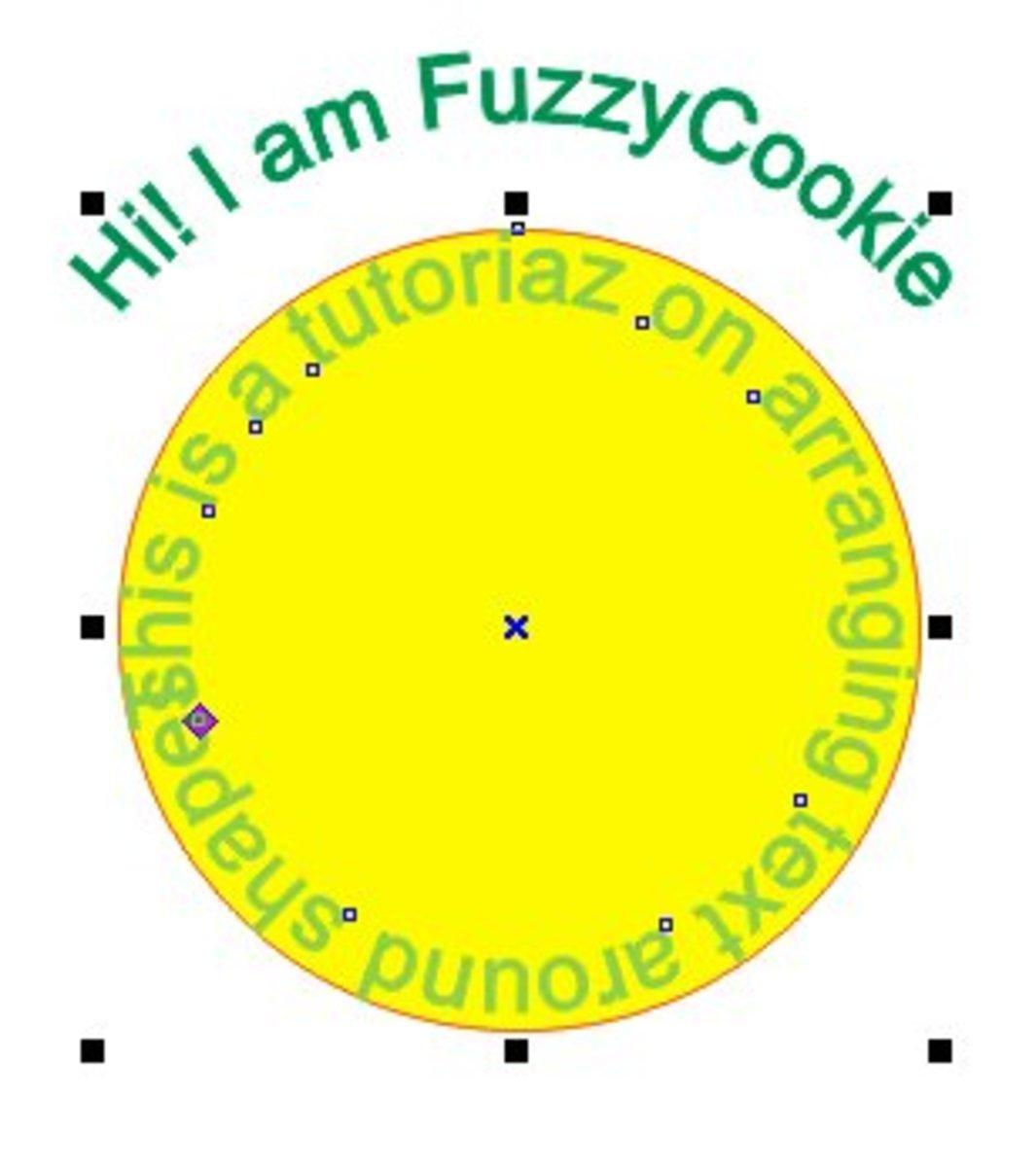 Select the circle