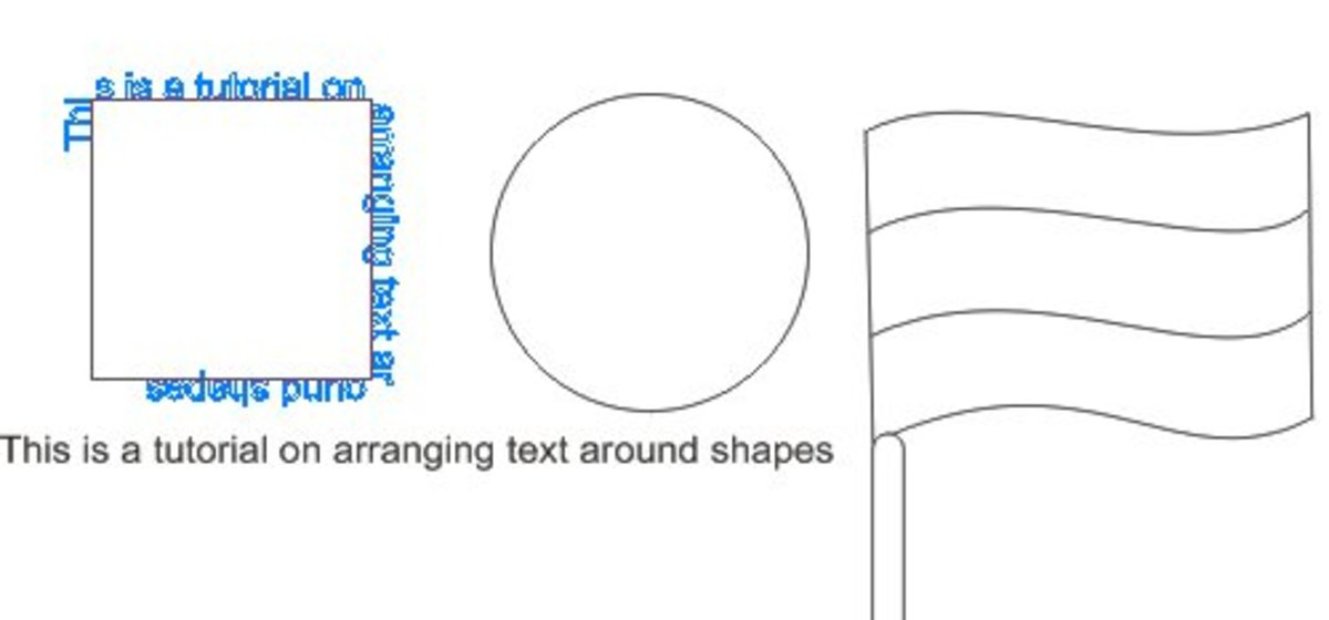 How to Get Text Around Any Shape in Corel Draw | TurboFuture