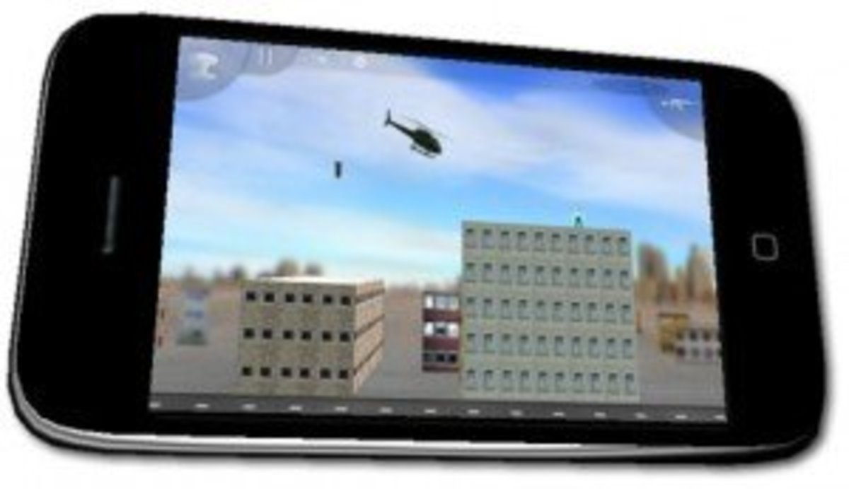 Chopper Lite Screenshot
