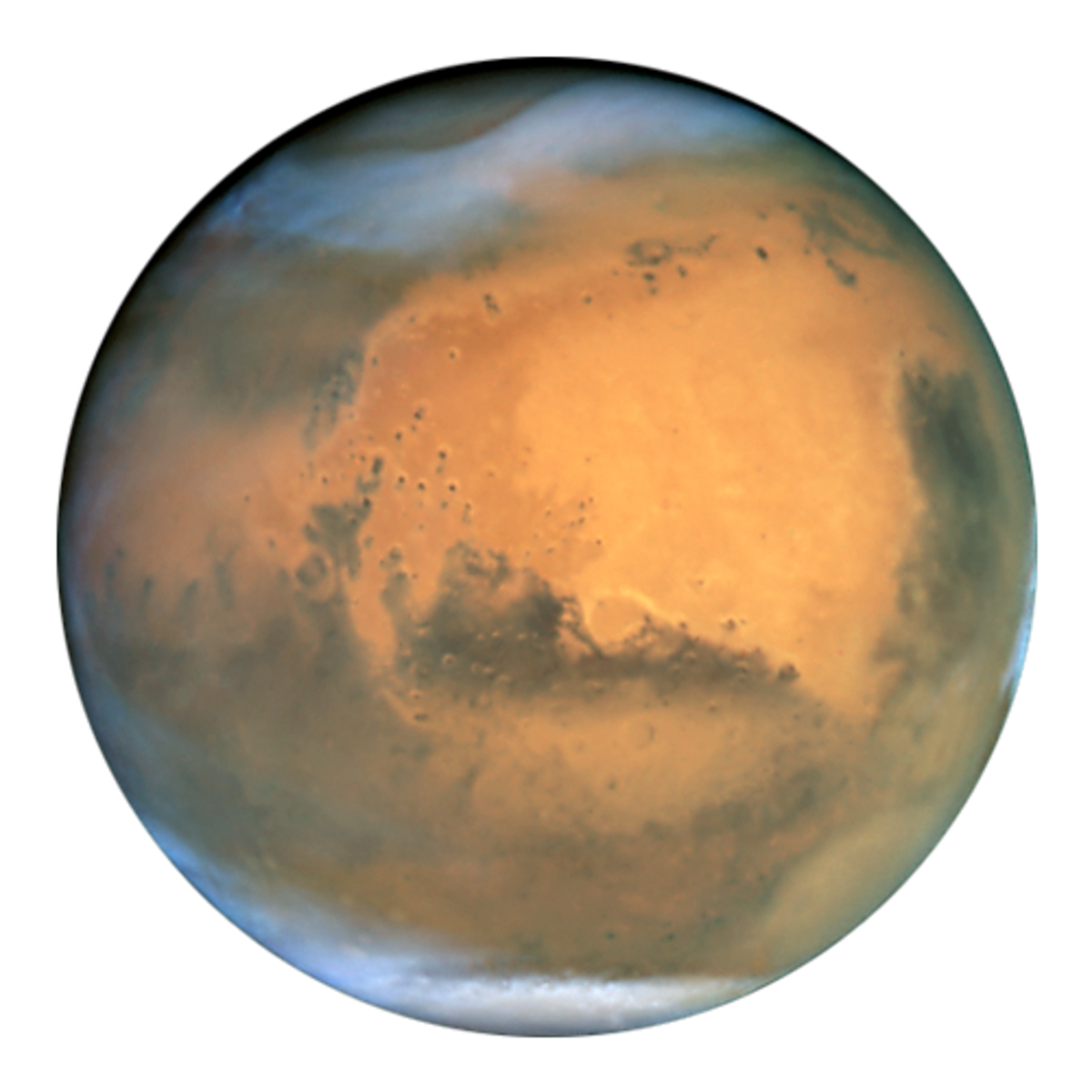 How to explore The Planet Mars on your computer