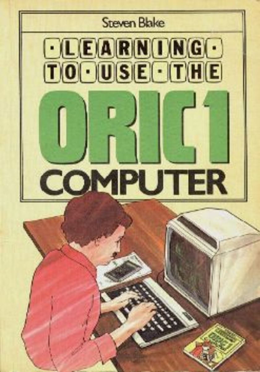 If you want to know how to use your Oric 1 computer this book is a good place to start